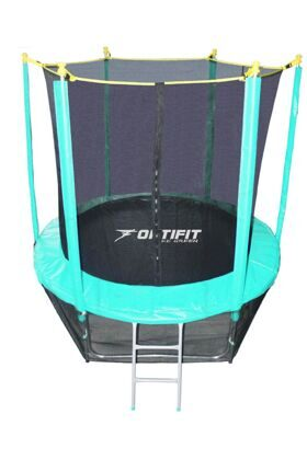 Батут Optifit Like 8FT Green